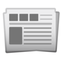 Newspaper on Google Android 10.0