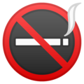 No Smoking on Google Android 10.0