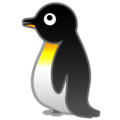 Penguin on Google Android 10.0