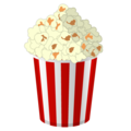 Popcorn on Google Android 10.0