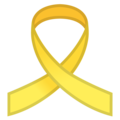 Reminder Ribbon on Google Android 10.0