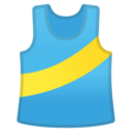 Running Shirt on Google Android 10.0