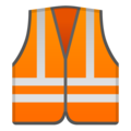 Safety Vest on Google Android 10.0
