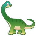 Sauropod on Google Android 10.0