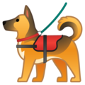 Service Dog on Google Android 10.0