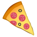 Pizza on Google Android 10.0