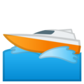 Speedboat on Google Android 10.0