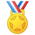 Sports Medal on Google Android 10.0