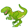 T-Rex on Google Android 10.0