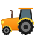 Tractor on Google Android 10.0
