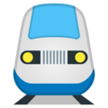 Train on Google Android 10.0
