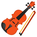 Violin on Google Android 10.0