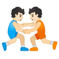 Wrestlers, Type-1-2 on Google Android 10.0