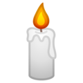 Candle on Google Android 10.0 March 2020 Feature Drop