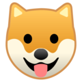 Dog Face on Google Android 10.0 March 2020 Feature Drop