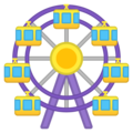 Ferris Wheel on Google Android 10.0 March 2020 Feature Drop