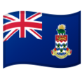 Flag: Cayman Islands on Google Android 10.0 March 2020 Feature Drop