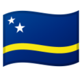 Flag: Curaçao on Google Android 10.0 March 2020 Feature Drop