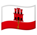 Flag: Gibraltar on Google Android 10.0 March 2020 Feature Drop