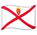 Flag: Jersey on Google Android 10.0 March 2020 Feature Drop