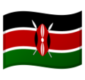 Flag: Kenya on Google Android 10.0 March 2020 Feature Drop
