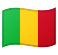 Flag: Mali on Google Android 10.0 March 2020 Feature Drop
