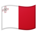 Flag: Malta on Google Android 10.0 March 2020 Feature Drop