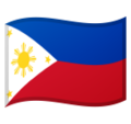 Flag: Philippines on Google Android 10.0 March 2020 Feature Drop
