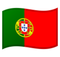 Flag: Portugal on Google Android 10.0 March 2020 Feature Drop
