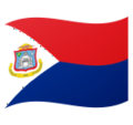 Flag: Sint Maarten on Google Android 10.0 March 2020 Feature Drop