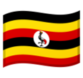 Flag: Uganda on Google Android 10.0 March 2020 Feature Drop