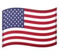 Flag: U.S. Outlying Islands on Google Android 10.0 March 2020 Feature Drop