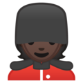 Guard: Dark Skin Tone on Google Android 10.0 March 2020 Feature Drop