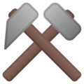 Hammer and Pick on Google Android 10.0 March 2020 Feature Drop