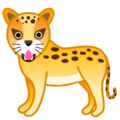 Leopard on Google Android 10.0 March 2020 Feature Drop