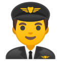Man Pilot on Google Android 10.0 March 2020 Feature Drop