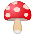 Mushroom on Google Android 10.0 March 2020 Feature Drop