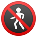 No Pedestrians on Google Android 10.0 March 2020 Feature Drop