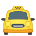 Oncoming Taxi on Google Android 10.0 March 2020 Feature Drop