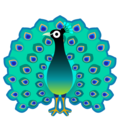 Peacock on Google Android 10.0 March 2020 Feature Drop
