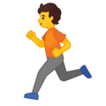 Person Running on Google Android 10.0 March 2020 Feature Drop