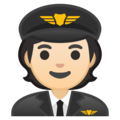 Pilot: Light Skin Tone on Google Android 10.0 March 2020 Feature Drop