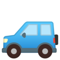 Sport Utility Vehicle on Google Android 10.0 March 2020 Feature Drop