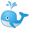 Spouting Whale on Google Android 10.0 March 2020 Feature Drop