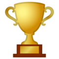 Trophy on Google Android 10.0 March 2020 Feature Drop