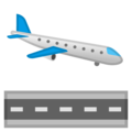 Airplane Arrival on Google Android 11.0