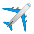Airplane on Google Android 11.0