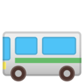 Bus on Google Android 11.0