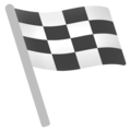 Chequered Flag on Google Android 11.0