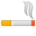 Cigarette on Google Android 11.0